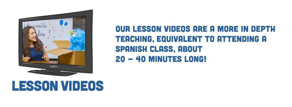 Learning Spanish with Johanna